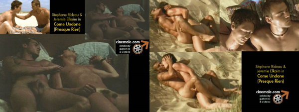 Come Undone naked movie