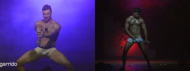 video of Jheremy Garrido and Solo para ellas show