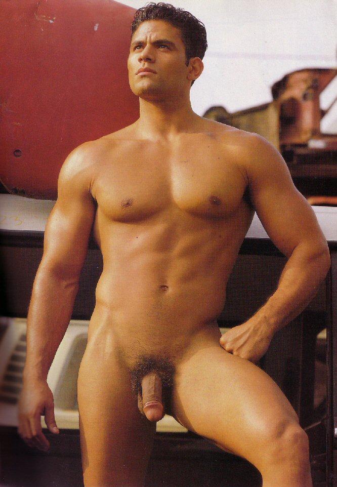 nude Angelo Berrios