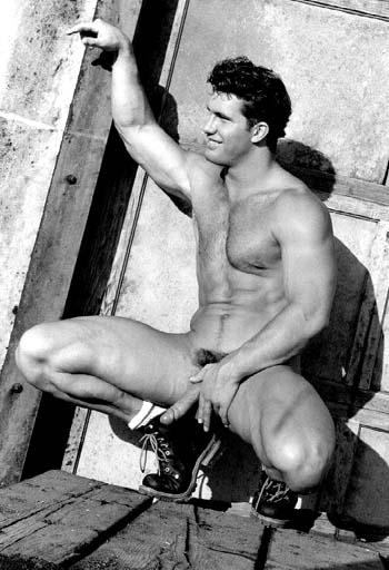 muscle man big dick