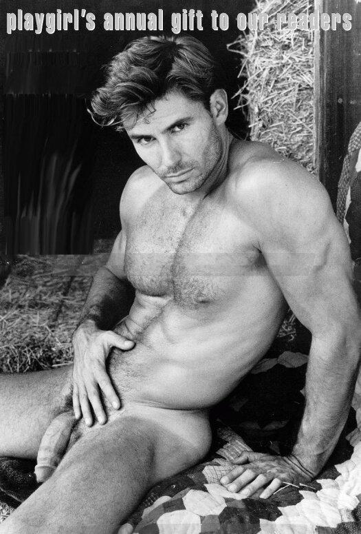 sexy hunk naked