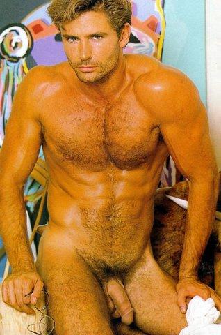 hot hunky man
