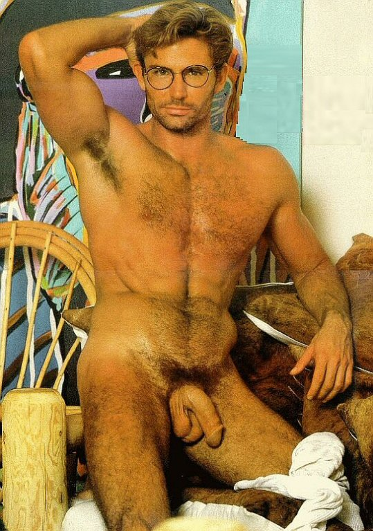 hairy male armpits