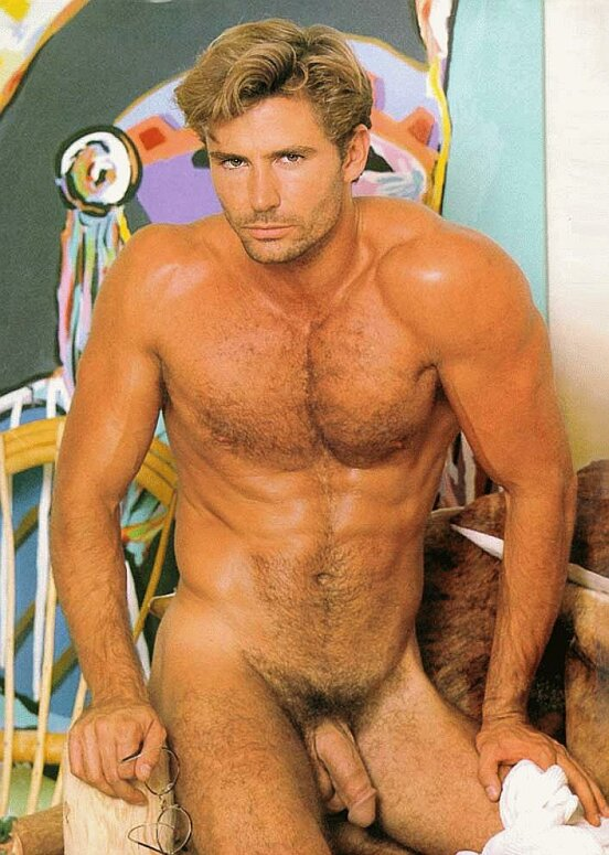 Dirk Shafer playgirl man of the year 1992