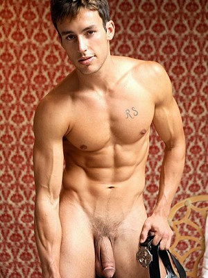 huge dick muscle guy