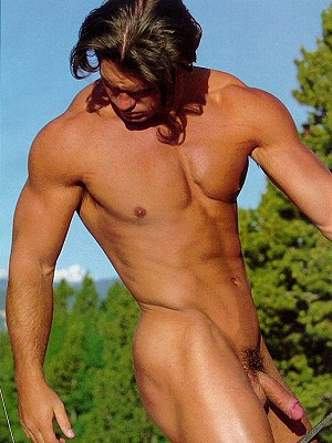 playgirl man naked