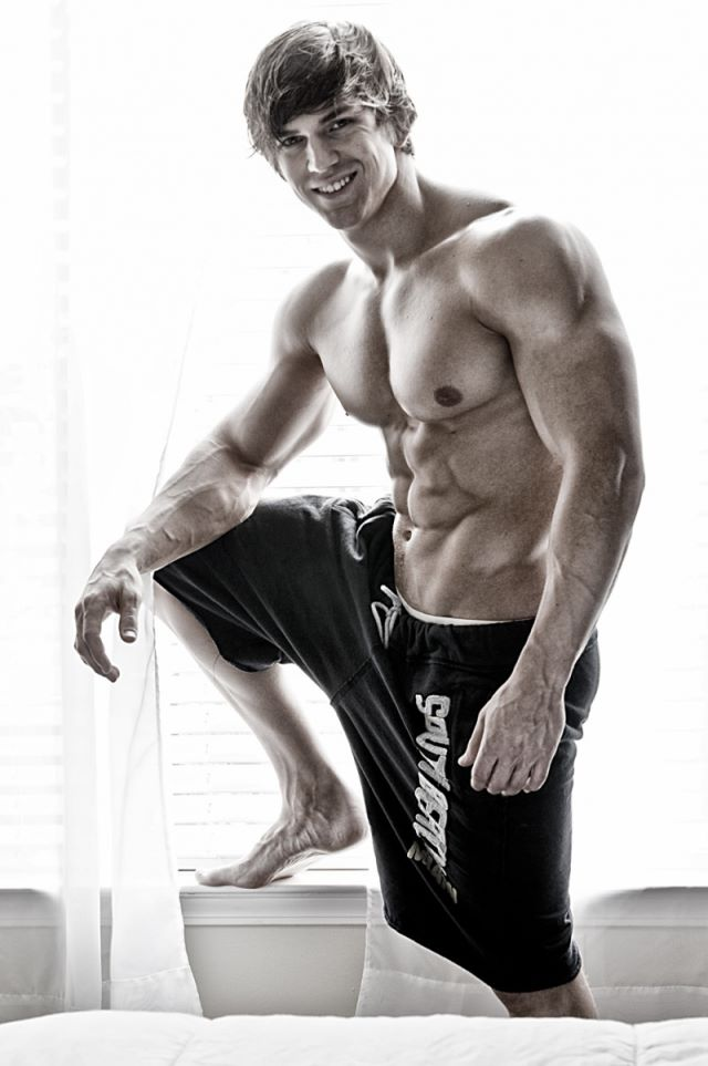 Abel Albonetti male model