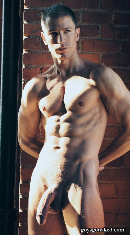 Beautiful muscle guy naked