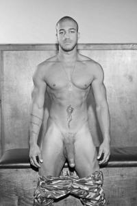 Huge dick of a hot man