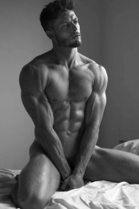 Naked muscle man gay erotica